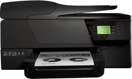HP Officejet Pro 3620 Printer Setup