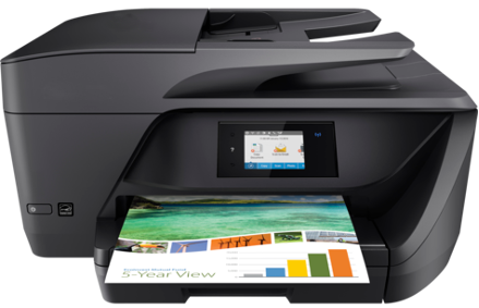 HP Officejet Pro 6960 Printer Setup
