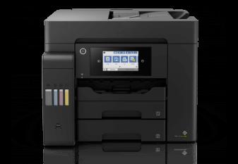 Epson EcoTank Pro ET-5800 setup