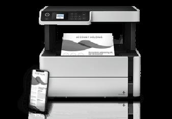 Epson EcoTank Pro ET-5880 Setup