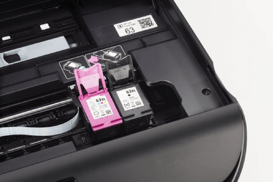 HP Envy 5545 Ink cartridge Install