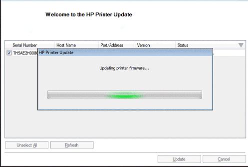 hp envy 5534 firmware update