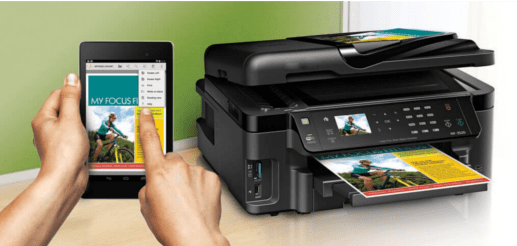 Print with smart phone