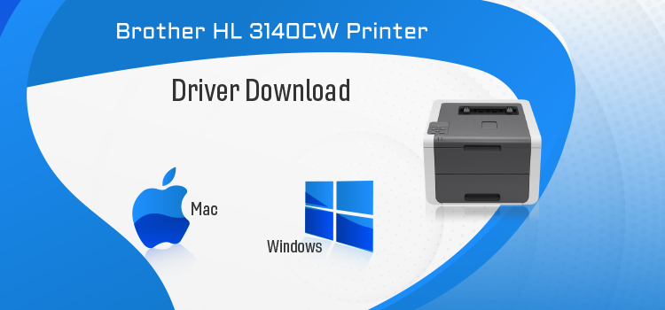 brother hl-3140cw driver