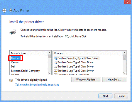 brother hl l2370dw driver download