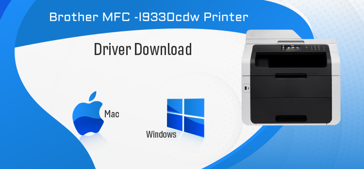 brother mfc 9330cdw driver download