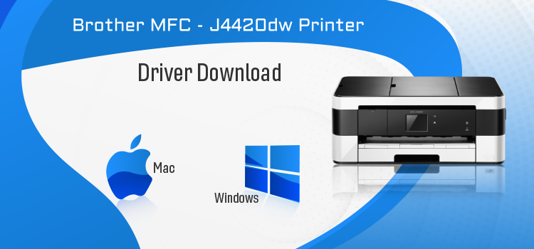 brother mfc-j4420dw driver