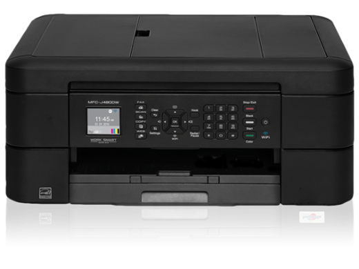 How to Setup Brother MFC-j480dw Printer