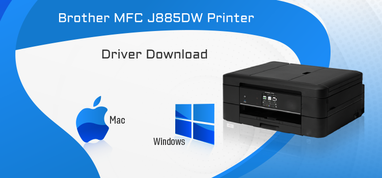 brother mfc-j885dw driver