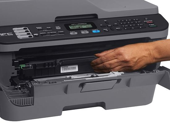 brother mfc-l2685dw ink cartridge replace