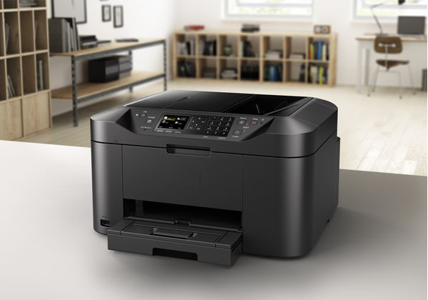 canon maxify printer setup