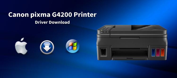 canon pixma g4200 driver download