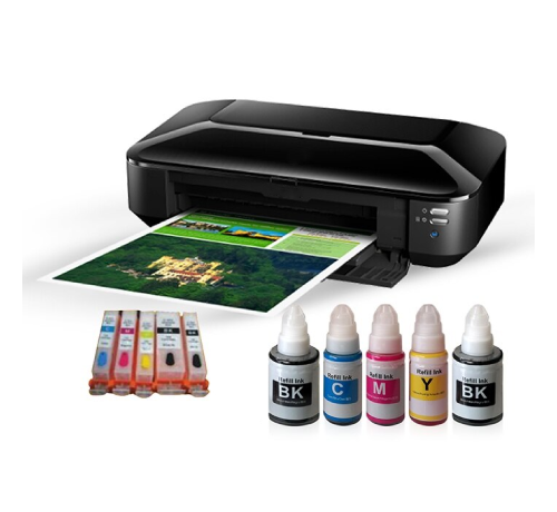 Canon PIXMA iX6850 Ink Cartridge Replacement