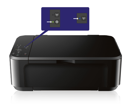 how to connect my Canon MG3620 printer to wifi