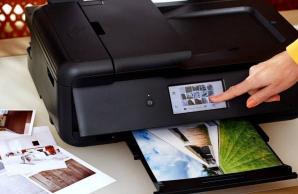 canon pixma printers setup