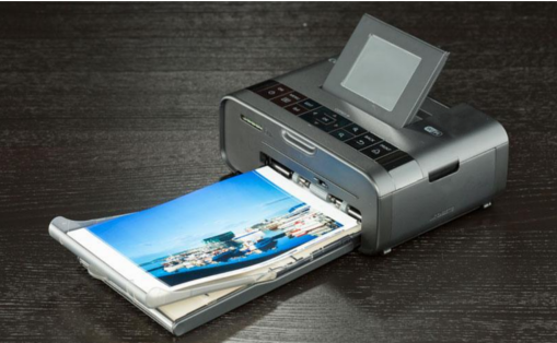 canon selphy printers setup