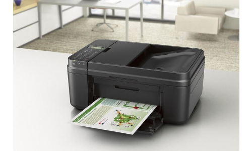 how to connect Canon MX492 printer to wifi