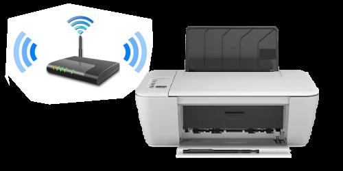 Connect HP Deskjet 2540 Printer To WiFi