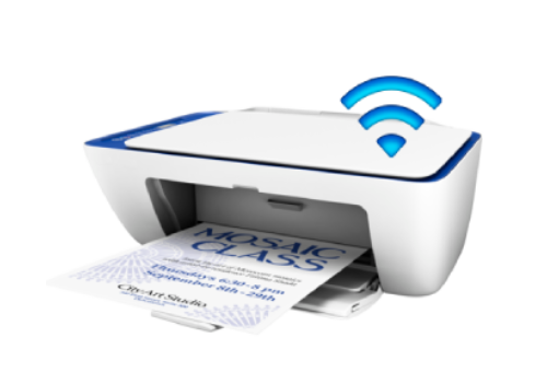 Connect HP Deskjet 2600 Printer To Wifi