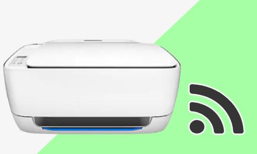 Connect HP Deskjet 3630 Printer To WiFi