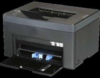 Dell 1250c Setup