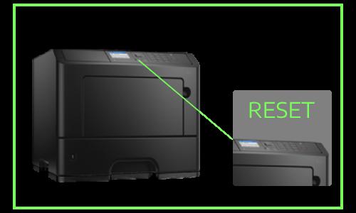 Dell S2839DN Setup Reset