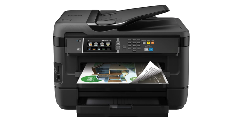 Epson WF-7620 troubleshooting
