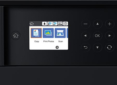 Epson XP 6100 Scan Setup
