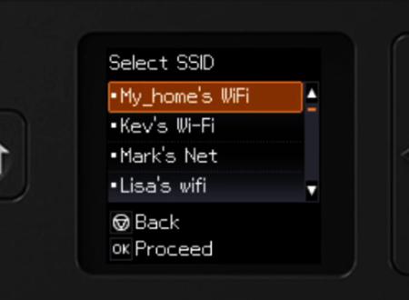 Epson XP 6100 Wireless Setup