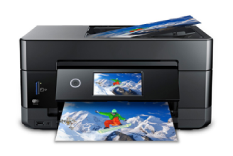 epson xp 7100 printer setup
