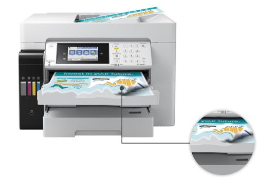 Epson Ecotank Et-16600 Paper Jam Error