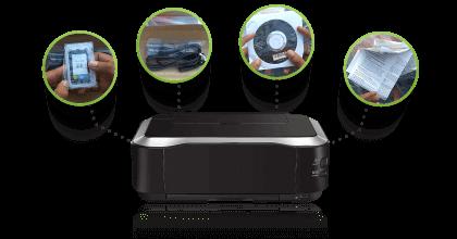 Canon Pixma IP4600 Setup Support