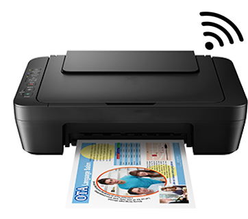 How do I connect my Canon IJ Printer to Wi-Fi