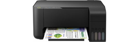 How to Scan in Epson L3110 Printer