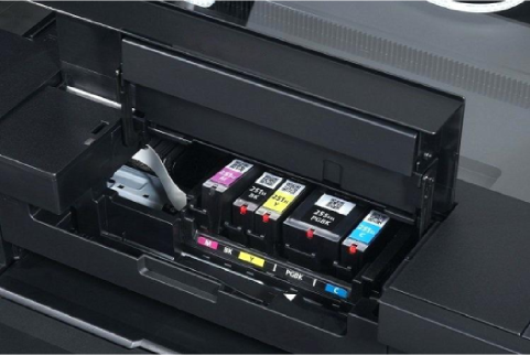 how to change ink cartridge canon maxify mb2720