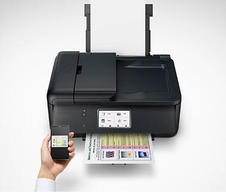 canon pixma tr8520 printer wireless setup