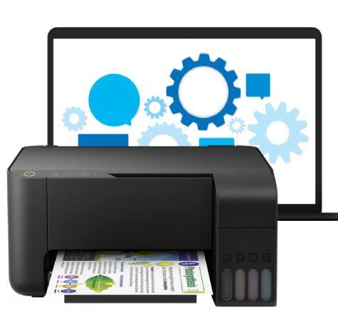 Install Epson L3110 Scanner Driver