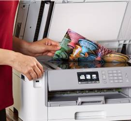 how to scan brother mfc-j5830dw printer