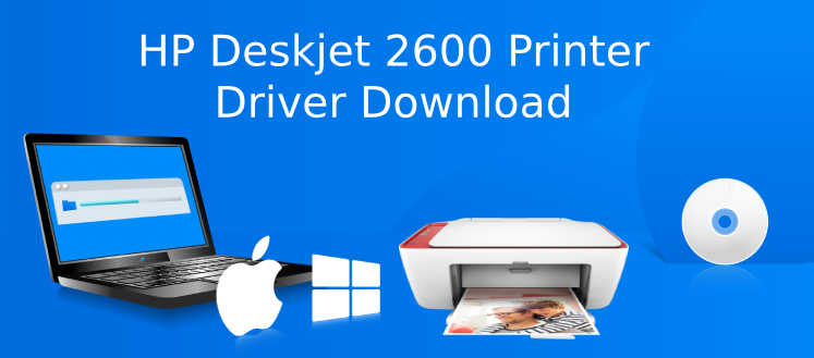 hp deskjet 2600 driver windows 8