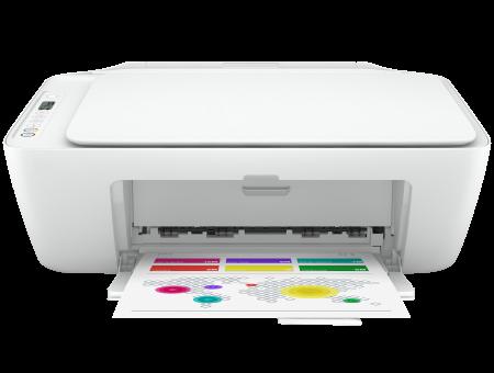 HP DeskJet 2752 Printer Setup