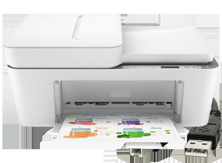 HP Deskjet 2755E Printer  Usb Setup