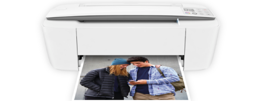 how to connect HP DeskJet 3752 printer to wifi