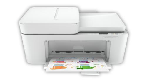 HP DeskJet plus 4152 setup