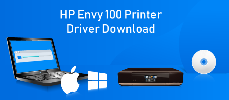hp envy 100 driver download