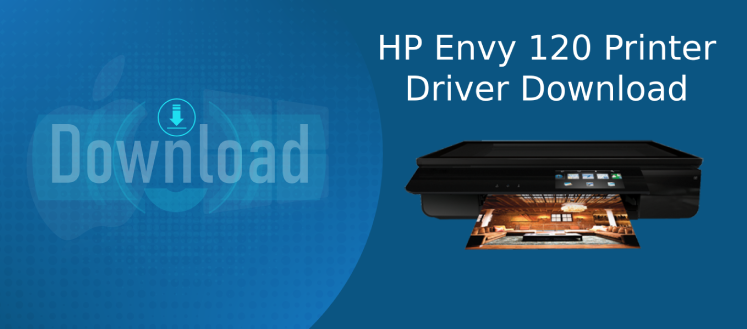 hp envy 120 driver download