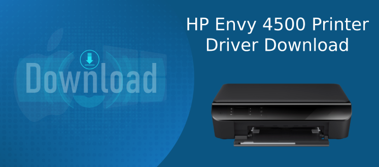 hp envy 4500 driver download