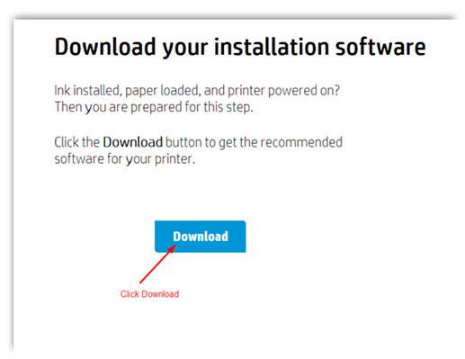 Install HP Envy 4500