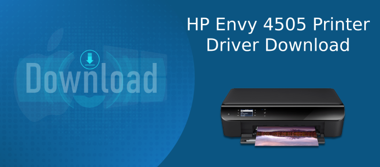 hp envy 4505 driver download