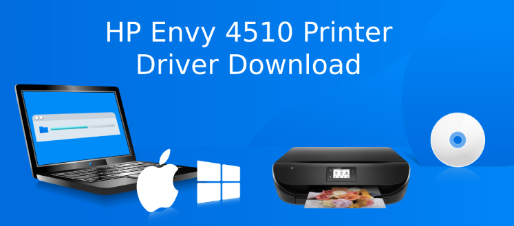hp envy 4510 driver download