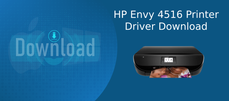 hp envy 4516 driver download